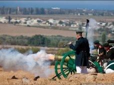 Альминское сражение, В Бахчисарайском районе прошла реконструкция Альминского сражения