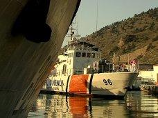 Учения, В Севастополе пройдут совместные учения береговой охраны Турции и Украины