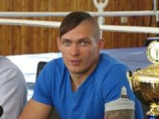 Александр Усик, Олимпийский чемпион из Симферополя стал заслуженным работником физкультуры