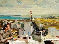 В евпаторийском музее появится первая в Украине диорама Чернобыля
