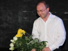 арт-центр Карман, В «Кармане» Александр Лиев читал стихи Есенина