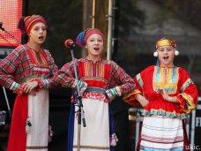 В Севастополе отметили тройной праздник народным гулянием