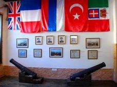 В Евпатории открыли музей Крымской войны