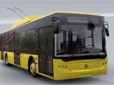 Крымтроллейбус, В Севастополь прибыл первый троллейбус Львовского автобусного завода