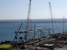 Газ, «Черноморнефтегаз» установит в море буровую платформу весом более 1 тыс. тонн