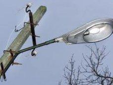 На улицах Симферополя заменили более 650 ламп