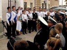 Черноморский флот, В Севастополе начали отмечать юбилей детской флотилии