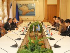 ПРООН, Крымский спикер встретился с делегацией ООН