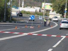 Под Симферополем после реконструкции открыли 18-километровый участок дороги