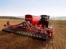 В Кировском районе завершается сев озимых зерновых