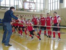 День здоровья, Команда горсовета Симферополя победила в спартакиаде чиновников