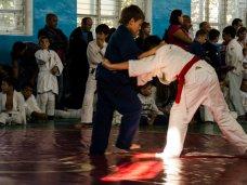 В Севастополе прошли соревнования по дзюдо