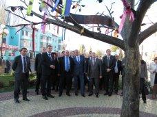 История,рабочий визит, рабочий визит, Крымские мэры съехались в Керчь перенять опыт благоустройства