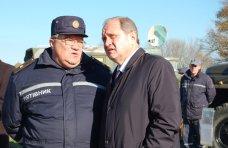 Могилев проверил готовность МЧС Крыма к чрезвычайным ситуациям