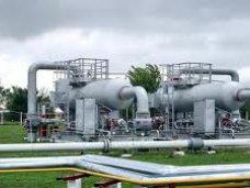 Газ, В Крыму завершилась закачка газа в Глебовское хранилище