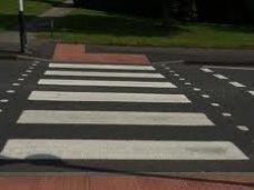 Пешеходный переход, пешеходные переходы, На трассе Красноперекопск – Симферополь оборудовали пешеходный переход