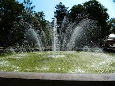 Фонтан, Симферопольские фонтаны законсервировали на зиму