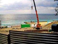 незаконное строительство, В Крыму создадут рабочую группу по борьбе с незаконным строительством на ЮБК