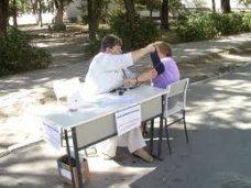 День здоровья, В акции «День здоровья в регионе» поучаствовали почти 12 тыс. крымчан