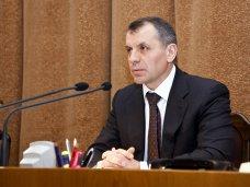 агрофирма Крым, Спикер парламента Крыма встретился с пайщиками Бахчисарайского района