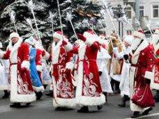 Санта Клаус отдыхает – на арене Дед Мороз, Конкурс Дедов Морозов в Евпатории пройдет в середине декабря