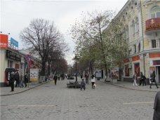 В центре Симферополя планируют реконструировать пешеходную зону