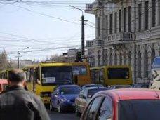 Дорожное движение, В Симферополе изменят схему движения транспорта