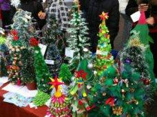 Новый год, На конкурсе в Севастополе выберут лучшую искусственную ель
