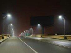 На участке трассы Симферополь – Алушта появится освещение