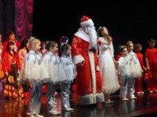Новый год, В Феодосии новогодние праздники для детей будут проводить до 10 января