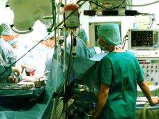 Здравоохранение, В Крыму осуществили уникальную операцию на позвоночнике