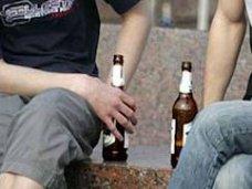 По вечерам в Алуште милиция будет искать пьяных