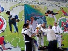 Севастополец стал чемпионом на Всероссийском турнире по дзюдо