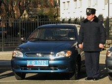 Автомобили, Крымским милиционерам вручили новые автомобили