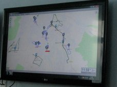 Милиция, В Симферополе и Евпатории милиция ловит преступников с помощью GPS