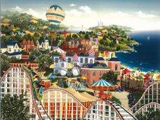 В парке чудес в Белогорске планируют установить 15 крупных аттракционов