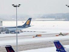 аэропорт, Аэропорт Симферополя по-прежнему закрыт
