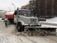 На всех дорогах Крыма работает очистительная техника, – Рескомтранс