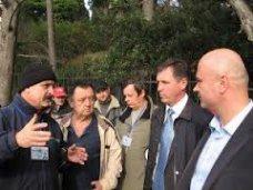 Хулиганство, Прокуратура обвиняет в хулиганстве на Поликуровском холме начальника охраны