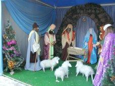 Рождество, В Симферополе отметили Рождество Христово