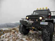 В Крыму пройдут гонки на внедорожниках