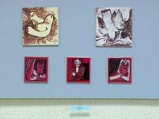 Выставка, выставка «Венок в бессмертие», В Севастополе представили керамическую живопись