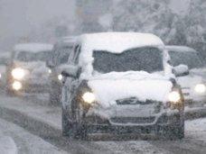В Крыму ограничено движение на некоторых участках дорог