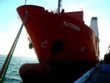 Порт Евпатории начал предоставлять услуги по перевалке насыпных грузов