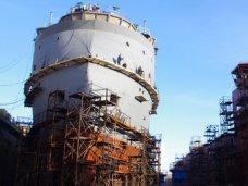 Керченский завод «Залив», Азаров в Керчи спустит на воду новые суда