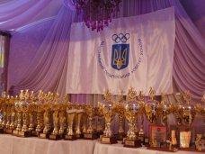 В Симферополе чествовали лучших спортсменов 2012 года