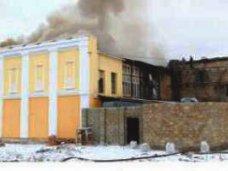 Ремонт социальных объектов, На ремонт сгоревшего дома в центре Симферополя выделят 400 тыс. грн.