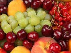 В прошлом году в Крыму вырастили 184 тыс. тонн фруктов и винограда