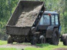 Экология, В Сакском районе птицефабрика загрязнила отходами 1 га земли