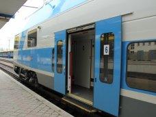 Скоростной поезд, В Крыму к летнему сезону пустят скоростной двухэтажный поезд